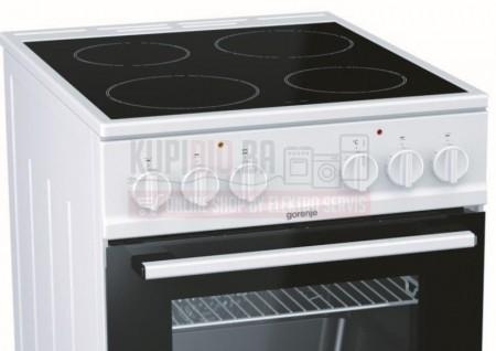 Električni štednjak Gorenje EC 5111 WG Velika