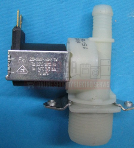 Elektro ventil veš mašine jednokraki Velika
