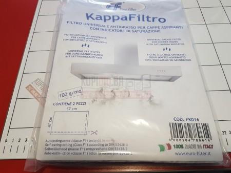 Filter nape aspiratora filcani tanki 47 x 57 cm Velika