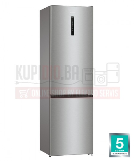 Gorenje 200cm NoFrost frižider NRK6202AXL4 Velika