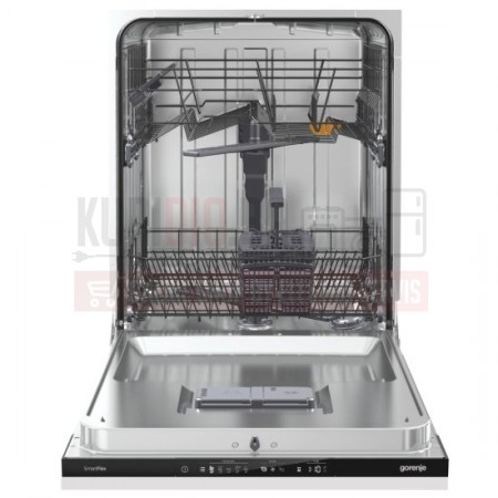 GORENJE Mašina za pranje suđa posuđa GV631D60 ugradbena Velika
