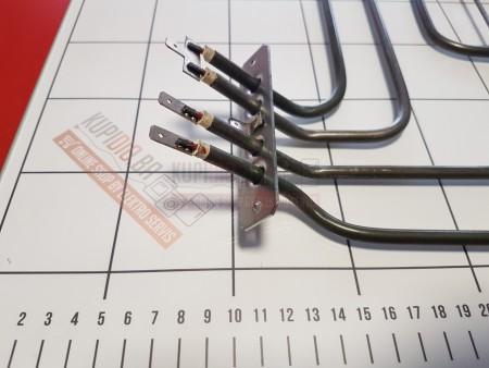Gornji grijač šporeta štednjaka beko dupli krivi 1100+1100w Velika