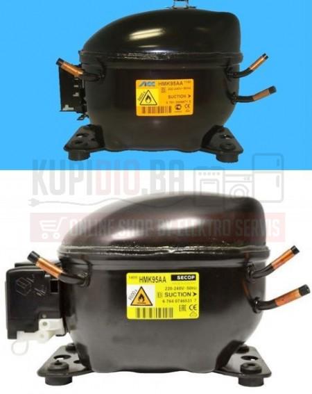 Kompresor HTK 95 AA R600a Velika