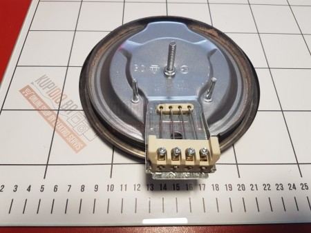 Ringla 14 cm 1000W 230V Velika