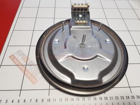 Ringla 18 cm 1500W 230V Velika