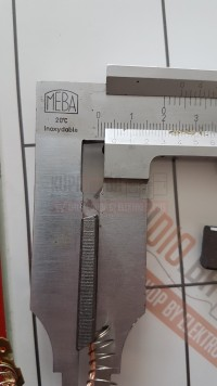 ČETKICE ELEKTRO MOTORA 5 X 13,5 X 36 mm PAR Mala