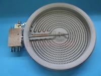 Grijač infra ringla staklokeramika 230V 1200W 145mm