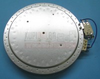 Grijač ringla staklokeramika 230V 2200/800W 210mm 607619 Mala