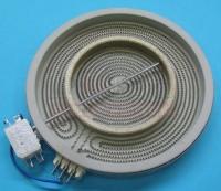 Grijač ringla staklokeramika 230V 2200/800W 210mm 607619