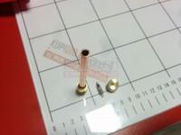 Servisni ventil za punjenje sa cijevi 10cm Mala