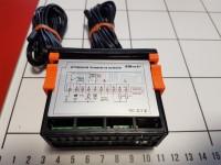 Termostat digitalni dva senzora sonde elitech Mala
