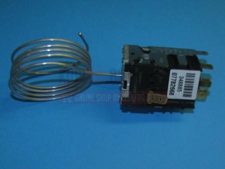 Termostat zamrzivača gorenje najnoviji model 348885 Velika